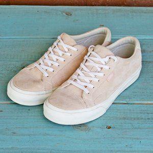 VANS Skater Sneaker Shoes Court DX Pink Suede